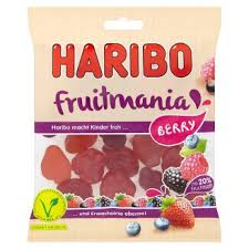 Haribo fruitmania berry 85g