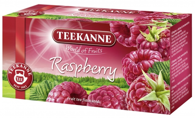 Teekanne Raspberry World of Fruits (20 sáčků) 50g