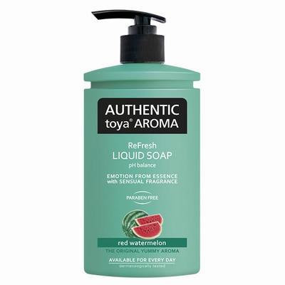 AUTHENTIC toya AROMA red watermelon tekuté mýdlo 400ml