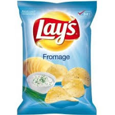 Lay's Chips fromage 77g