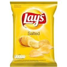 Lay's chipsy salted 77g