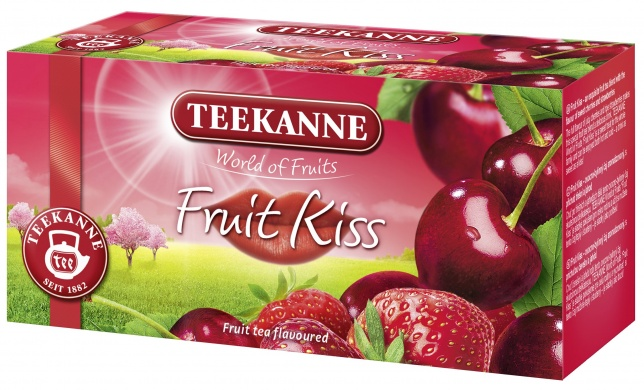 Teekanne Fruit Kiss World of Fruits (20 sáčků) 50g