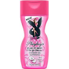 Playboy sprchový gel Play It Sexy Pin Up 250ml