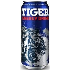 Tiger energy drink classic 0,5L