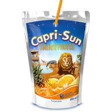 Capri-Sonne Safari Fruits 0,2 l