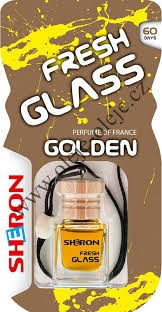 SHERON Osvěžovač Fresh Glass Golden 6 ml