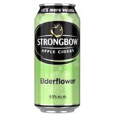 Strongbow cider Elderflower 440ml