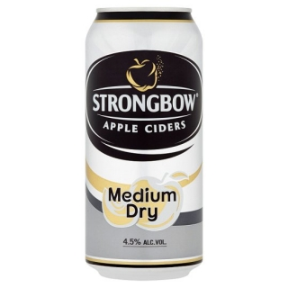 Strongbow cider Medium Dry 440ml