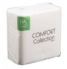 Pa ubrousky 30x30cm 1v comfort collection 100ks
