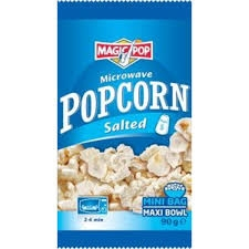 Magic Pop popcorn slaný 90g
