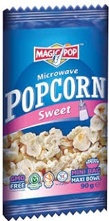 Magic Pop popcorn sladký 90g