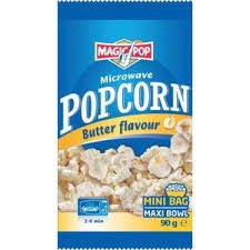 Magic Pop popcorn máslový 90g