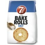 7Days Bake Rolls slané 80g