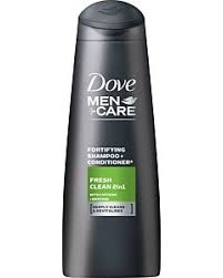Dove Men Fresh Clean 2v1 šampon na vlasy 250 ml