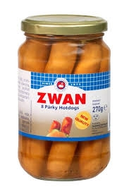Zwan párky Hot Dog 270g