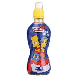 Hello Simpsons Cola 330ml