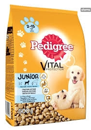 Pedigree Vital Protection Junior kuřecí a rýží 500g