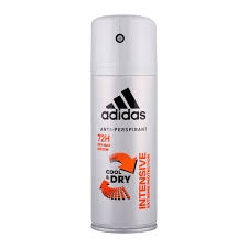 Adidas Intensive Cool & Dry 72h antiperspirant deospray 150 ml pro muže