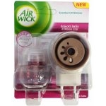 Air Wick komplet elektrický satin 19ML