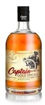 Captain Gold Spiced 35% 700ml