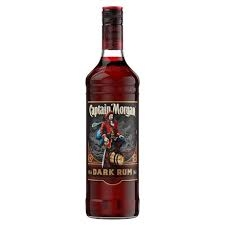 Captain Morgan Dark rum 40% 700ml