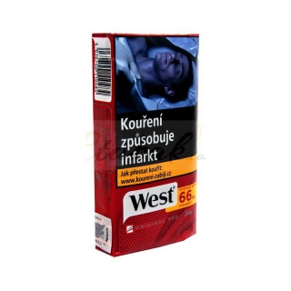 West Red 30g cigaretový tabák