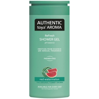AUTHENTIC toya AROMA Srpchový gel Red watermelon 400 ml
