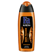 Fa Sprchový gel Dark Passion for men 250ml