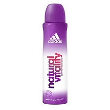 Adidas Deorant spray Natural Vitality 150ml
