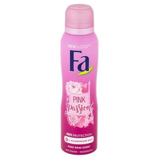 Fa Deo 48h Pink Passion 150ml