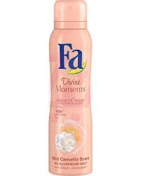 Fa deo divine moments 150ML