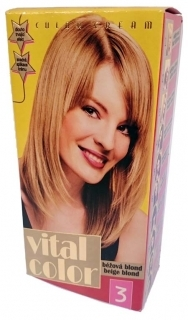 VITAL COLOR 3 – Béžová blond 100ml