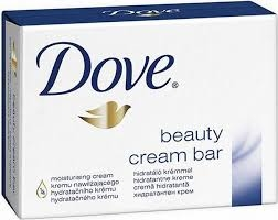Dove Mýdlo beauty cream bar (original) 100g