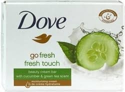 Dove Mýdlo fresh touch 100g