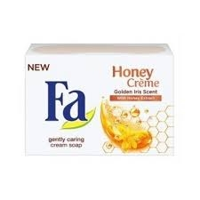 Fa mýdlo honey creme 90g