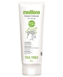 Medilona Krém na ruce tea tree oil 100ml